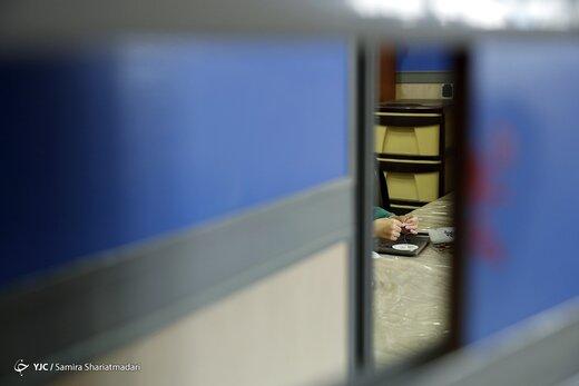 رنگ زندگی در زندان زنان