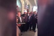 ببینید | ابراز احساسات مردم عراق  به شهید سلیمانی در مقابل سفیر ایران