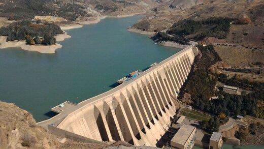 ورودی آب سدهای تهران 20درصد کمتر شد/ تشنگی مفرط سدهای پایتخت