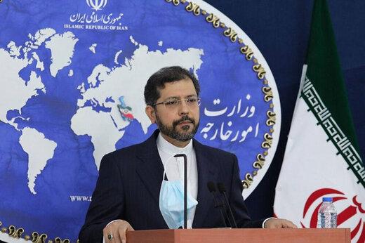 خطیبزاده: ده هیات خارجی برای تحلیف رئیسجمهور به تهران میآیند/اسرائیل فرافکنی میکند/سناتورها نمیتوانند مانع از ورود رئیسی به سازمان ملل شوند