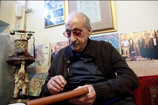 بشنوید | تصنیف «نگاه گرم تو» از زنده یاد عبدالوهاب شهیدی