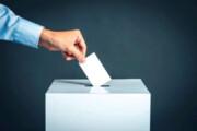 عکس | داوطلب کفنپوش انتخابات ریاست جمهوری