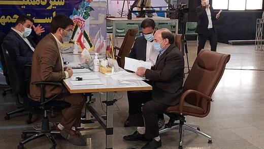 وزیر احمدینژاد در انتخابات ریاستجمهوری سیزدهم ثبتنام کرد