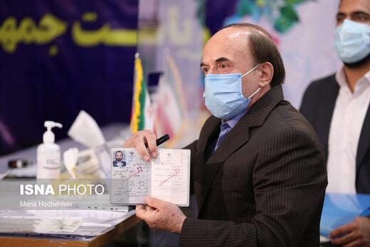 نخستین روز ثبتنام داوطلبان ریاست جمهوری ۱۴۰۰
