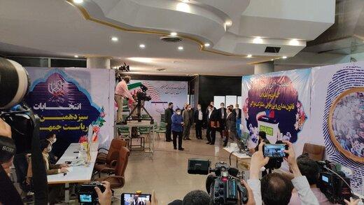 سردار سعید محمد در انتخابات 1400 ثبت نام کرد