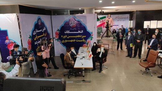 حسین دهقان رسما در انتخابات ۱۴۰۰ ثبت نام کرد