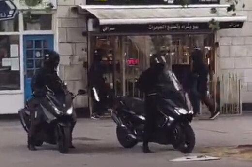 ببینید | سرقت با قمه و چکش در یکی از پرترددترین خیابانهای لندن