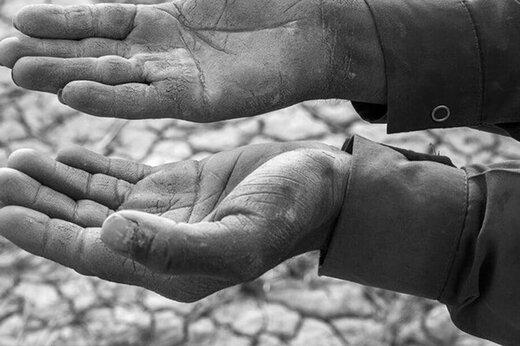 تصاویر   قابهایی تاثربرانگیز و غمناک از خشکسالی در سیستان و بلوچستان