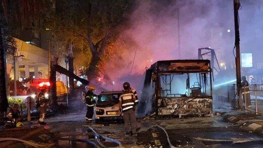 حال و روز تل آویو پس از حملات موشکی گردان های القسام