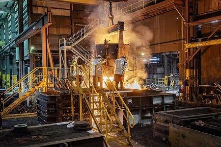 تاثیر صنایع آهن و فولاد در اقتصاد کشور