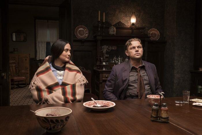 عکس | دیکاپریو در فیلم جدید مارتین اسکورسیزی