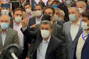 ببینید | احمدینژاد: اگر رد صلاحیت شوم انتخابات را تایید نمیکنم