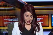 ببینید | اشک شوق مجری شبکه المیادین در پخش زنده: قدس نزدیک است!