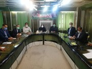 نخستین جلسه ستاد تسهیل و رفع موانع تولید شهرستان آبادان در سال جاری برگزار شد