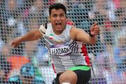 احسان حدادی به ایران برگشت