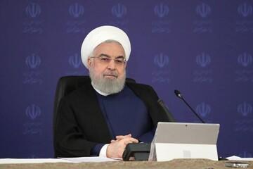 روحانی: میخواهیم با بولدوزر دیوار تحریم را جمع کنیم/سیاهنمایی نکنید