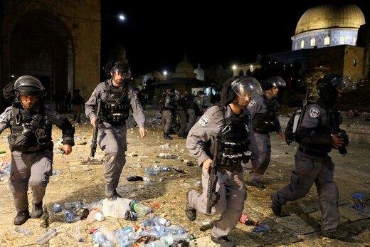 نشست اضطراری سران عرب در امارات برای قدس