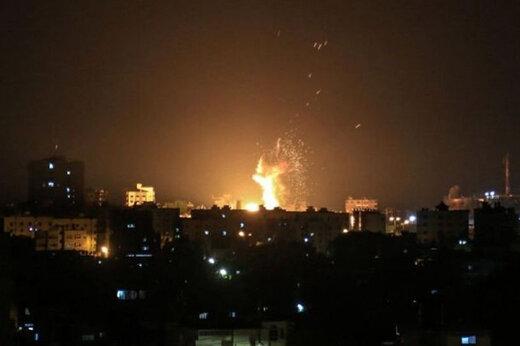 ادعای رژیم صهیونیستی درباره شلیک موشک از سوریه به سرزمینهای اشغالی