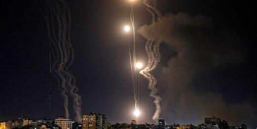 عسقلان، بئر السبع و اشدود زیر آتش موشکهای مقاومت