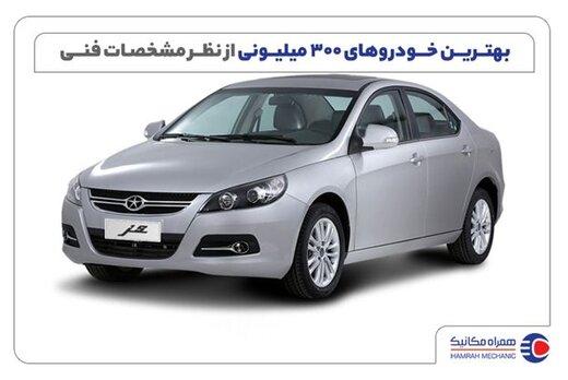 قیمت خودروهای اقتصادی با بهترین مشخصات و پیشرانه
