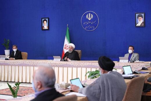 روحانی: درباره ردصلاحیت ها به ناچار به رهبری نامه نوشتم /چرا ۹۸ درصد آراء آب می رود؟