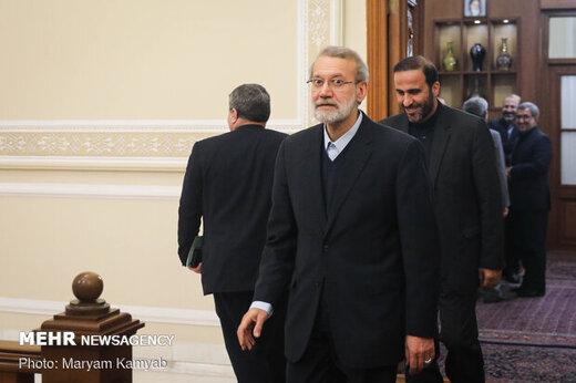 تماس تلفنی لاریجانی با آیات عظام صافی گلپایگانی و نوری همدانی پیش از کاندیداتوری