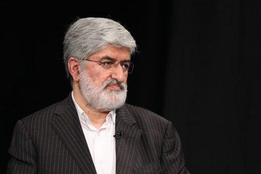 انتقاد توئیتری مطهری از ردصلاحیت علی لاریجانی /در حیرتم!