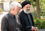 تیم ضربهگیر رئیسی در انتخابات/جلیلی هافبک شد، ضرغامی بازیکن آزاد