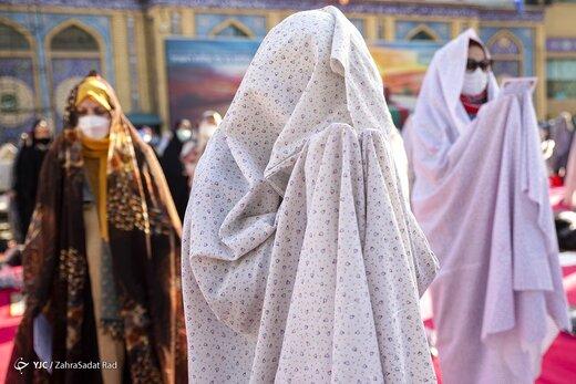 اقامه نماز عید سعید فطر در سرتاسر تهران