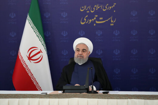 ببینید | روحانی: آزادید هر چه میخواهید به دولت بگویید