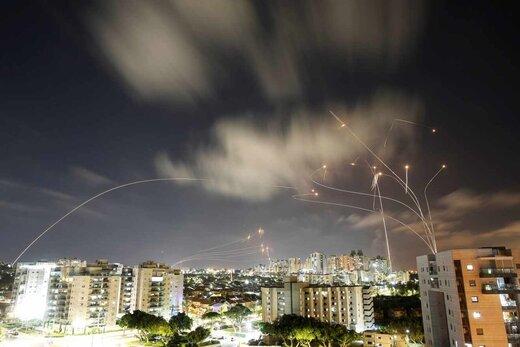 شلیک ۳ راکت از جنوب لبنان به فلسطین اشغالی