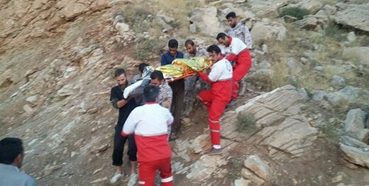 مفقود شدن 8 کوهنورد در ارتفاعات شمال تهران