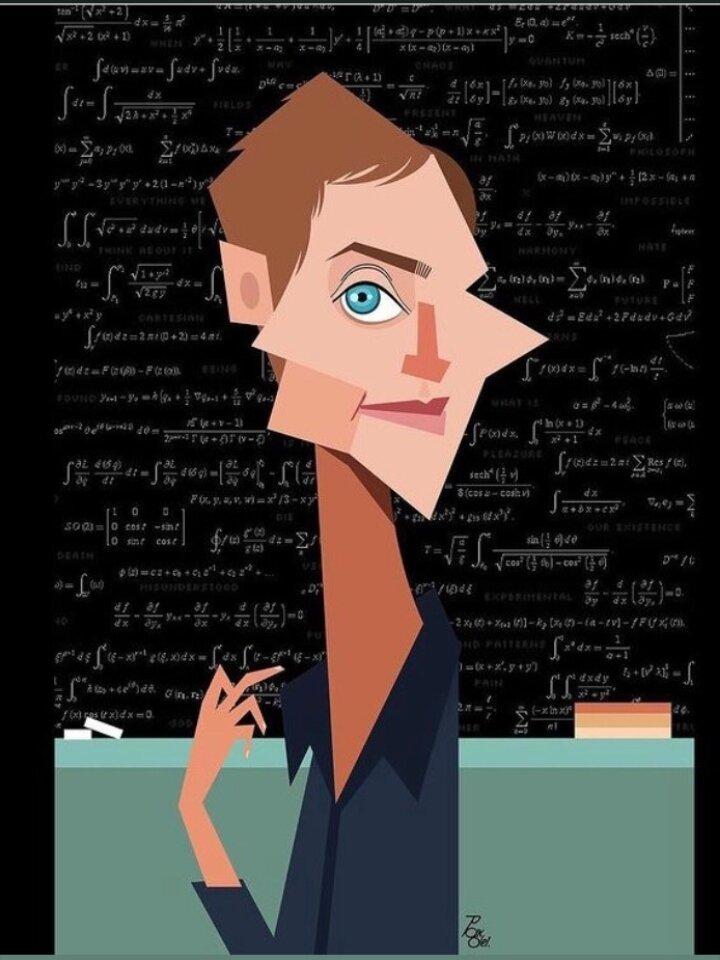خانم ریاضیدان تولدت مبارک!