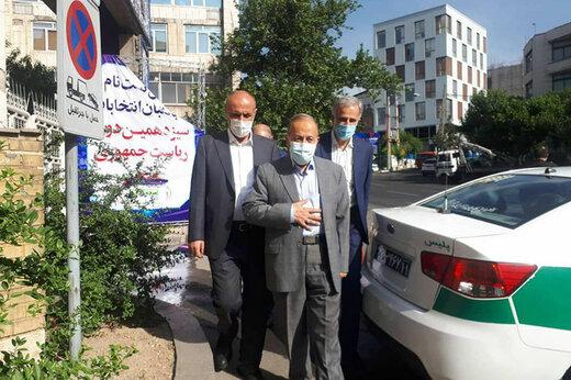ببینید   سردار افشار: با کاندیدای نظامی ائتلاف نمی کنم با هم کنار میآییم