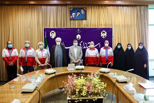 فعالیت ۱۷۴ خانه هلال احمر در استان همدان