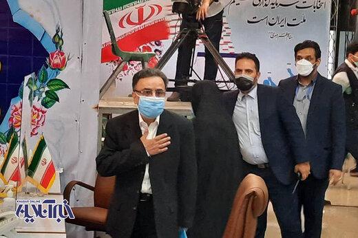 ببینید | مانیفست تاجزاده برای شرکت در انتخابات ۱۴۰۰