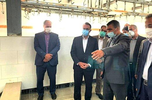 بزرگترین کشتارگاه صنعتی منطقه در ارومیه درحال احداث است