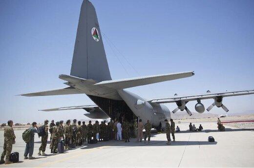 خروج آمریکا از افغانستان به نیمه راه رسیده است