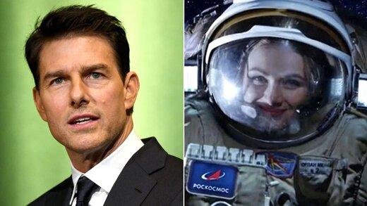 رقابت روسیه و آمریکا برای ساخت فیلم در فضا/ برنده کدام است؟
