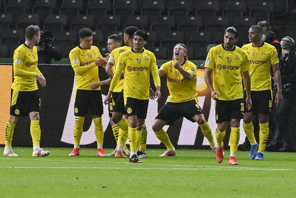 جام حذفی آلمان در خانه زنبورها/عکس