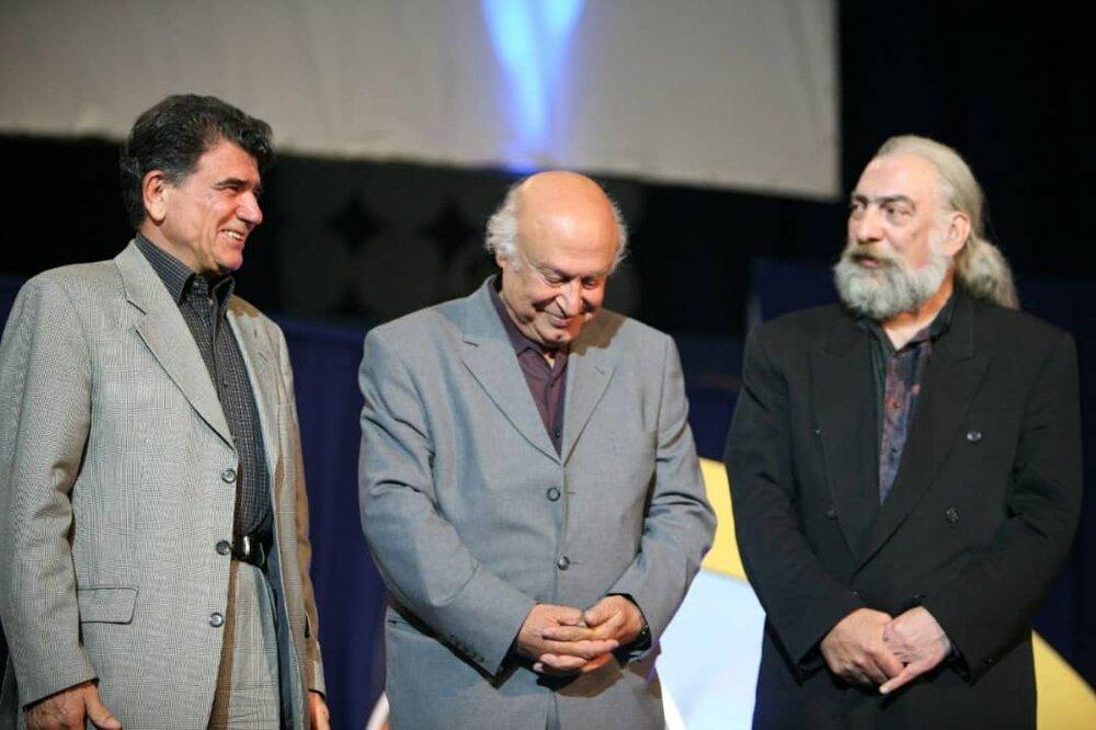 انتشار تصاویری از محمدرضا شجریان و پرویز مشکاتیان برای نخستینبار