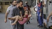 هفتمین روز حملات اسرائیل؛۱۴۵شهید از جمله ۴۱ کودک/بمباران خانههای مسکونی بدون هشدار قبلی/خشم گوترش از اسرائیل