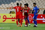 Persepolis edge Esteghlal to go top of IPL