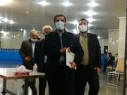 عکس| ورود هالیوودی عزت ضرغامی به وزارت کشور!