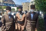 تصاویر | پیش قراولهای بختیاری در حمایت از محسن رضایی به ستاد انتخابات رفتند