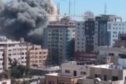 واکنش انجمن قلم آمریکا به حملات اسرائیل علیه مقر خبرنگاران