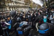 ببینید | تظاهرات شهروندان پاریس در حمایت از فلسطین