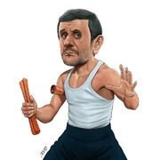 ببینید: احمدینژاد وارد میشود!