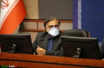 حرکت در راستای برنامه ملی واکسیناسیون کوید وزارت بهداشت و درمان در کیش
