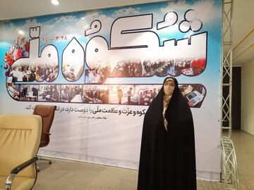 اولین چهره سیاسی زن در انتخابات ثبت نام کرد / منتجبنیا کاندیدای ریاست جمهوری شد